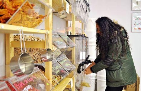 Les épiceries zéro déchet font une percée à Montréal | Responsabilité sociale : un devoir | Scoop.it