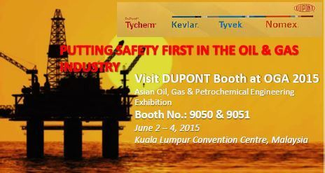 Oil & Gas Asia 2015 | DuPont ASEAN | Scoop.it