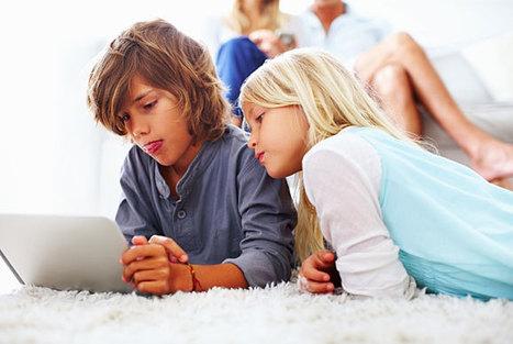 Ouders stemmen media-opvoeding af op hun kind   Kinderen en internet   Scoop.it