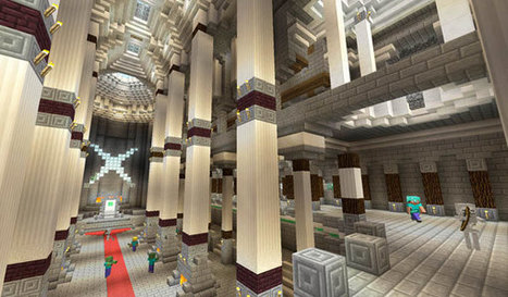 Microsoft Anchors Minecraft Strategy to Education | Gaming | TechNewsWorld | ANALYZING EDUCATIONAL TECHNOLOGY | Scoop.it
