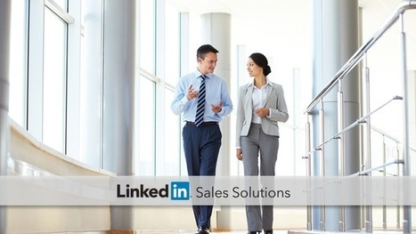 How to Win by Keeping It Personal in Today's Sales and Marketing Climate | Social Selling:  with a focus on building business relationships online | Scoop.it