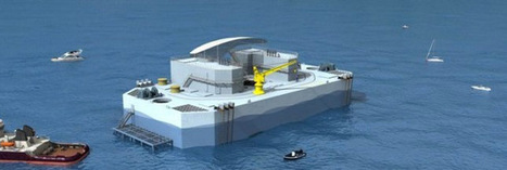 Nemo,centrale flottante chauffe la Martinique avec de l'eau froide | ENERLAB TRANSITION ENERGETIQUE | Scoop.it