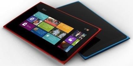 """Nokia lance sa première tablette Windows et deux """"phablets"""" de 6 pouces   It News and new devices   Scoop.it"""