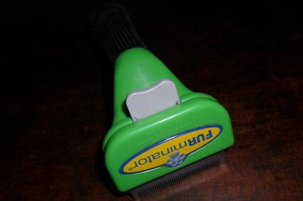 Furminator: cepillo que elimina hasta un 90% el pelo suelto de las mascotas | noelianebra.es | Scoop.it
