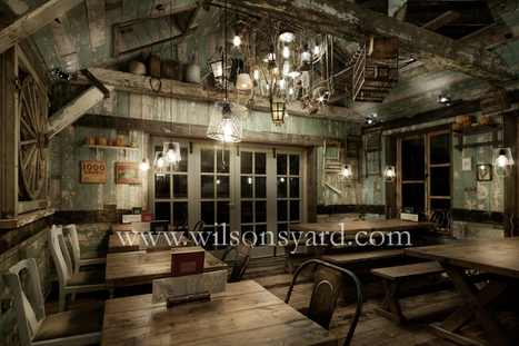 Creating the Industrial Look - Part | Wilsons Conservation Building Products | Scoop.it