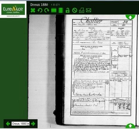 Comment faire des recherches dans les registres matricules militaires ?   Généalogie facile   Rhit Genealogie   Scoop.it