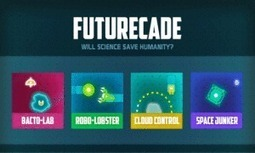 Science Museum launches online games about the future of technology | UDL & ICT in education | Scoop.it