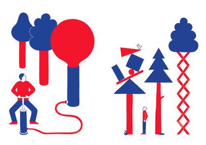 NetPublic » Le Centre Pompidou ouvre son fablab pour les 9-12 ans : La Fabrique, avec des projets collectifs | Culture numérique | Scoop.it