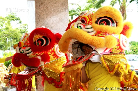 Belize Chinese Community Welcomes the Year of The Dragon on Chinese New Year 2012 | Belize in Photos and Videos | Scoop.it