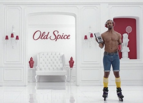 Old Spice Is Back With Another Set Of Viral Things — This Time, It's Prank Websites | MEDIACLUB | Scoop.it