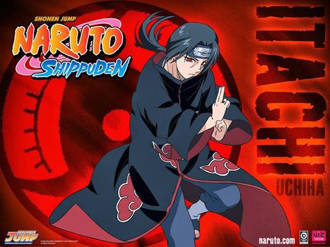 UCHIHA ITACHI | Famous Anime Naruto Shippuden And Others... | Anime Cheks | Scoop.it