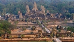 Secrets of lost Cambodian cities to be revealed: report | News in Conservation | Scoop.it