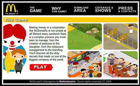 Successful Serious Games   Play Theory of Learning   Scoop.it