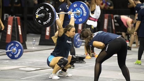 How to eat and train like a CrossFit champion - Juice Daily | Physical and Mental Health - Exercise, Fitness and Activity | Scoop.it