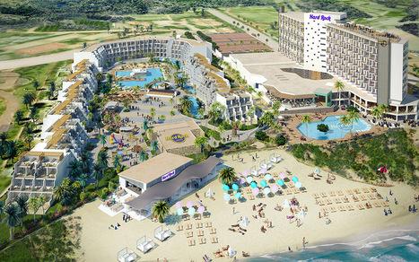 Le Hard Rock Hotel d'Ibiza ouvre le 18 mai 2014 - www.econostrum.info | Communication et Community Management d'Alsace et d'Ailleurs | Scoop.it
