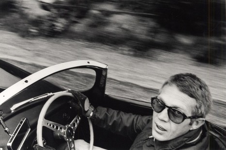 From Steve McQueen to Audrey Hepburn, These Photos Define Cool - Slate Magazine (blog) | B&W | Scoop.it