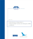 """L'Administrateur Indépendant et la Responsabilité Sociétale des Entreprises (RSE) en PME-ETI""""   Responsabilité sociale des entreprises (RSE)   Scoop.it"""
