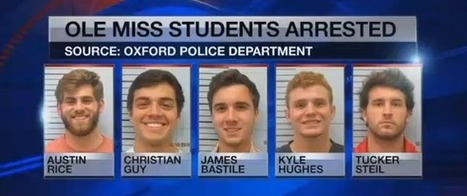 Frat Bros Who Beat Up Student Were Also Trying To Steal A Statue   Hawaii's News @ Twitter Speed!   Scoop.it