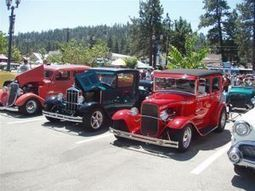 Antique Car Club Fun Run : Big Bear Lake | Big Bear Real Estate | Scoop.it