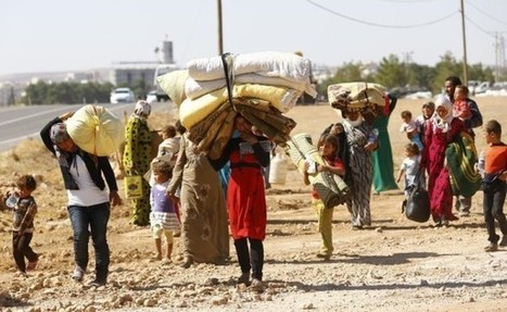 UNHCR bracing for possible exodus of 400,000 from Syrian town into Turkey   Humanitarian emergencies   Scoop.it