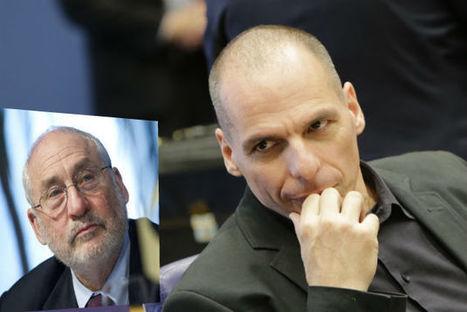 ΑΡΘΡΟ Γ. Βαρουφάκη: Τι θα κάνουμε με το ευρώ; | gatoulos | Scoop.it