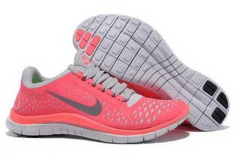 UK Running Shoes Nike Free Run 3.0 V4 Womens Hot Punch Pink | nike free pink | Scoop.it