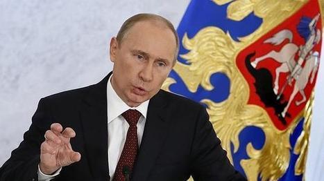 Putin: «Rusia no puede tener otra opción política que la democracia» - ABC.es | Actualidad Internacional | Scoop.it
