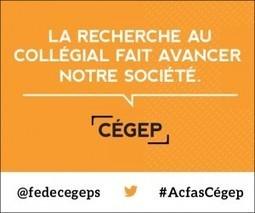 Fédération des cégeps , Archive » CAP SUR LA RECHERCHE AU COLLÉGIAL | La recherche dans les cégeps | Scoop.it