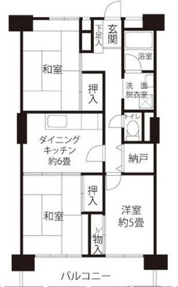 (JA) (EN) - Guide to Japanese Apartments: Floor Plans, Photos, and Kanji Keywords | realestate.co.jp | Glossarissimo! | Scoop.it