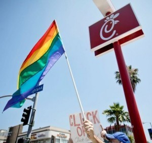 Understanding The Plight Of LGBT Inequality In The Chick-fil-A Aftermath | Gender, Religion, & Politics | Scoop.it