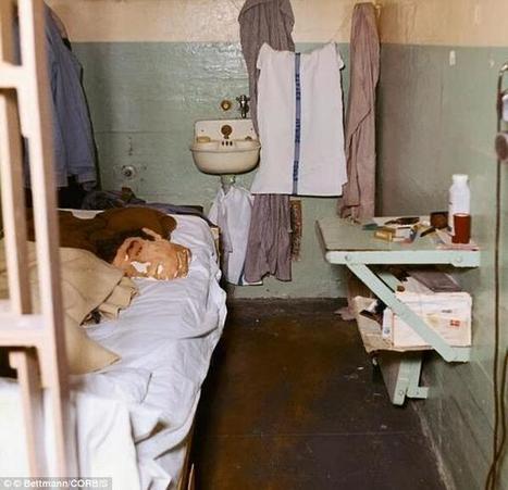Tweet from @HistoryInPix | Prison | Scoop.it