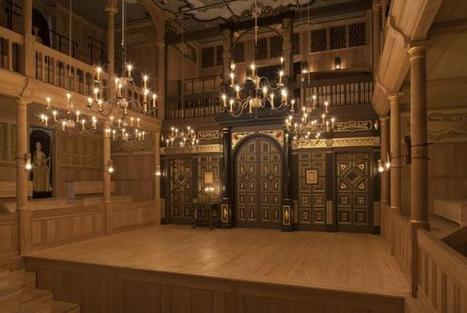 Inside The Globe's New Candlelit Theatre | Londonist | Jacobean Visions | Scoop.it
