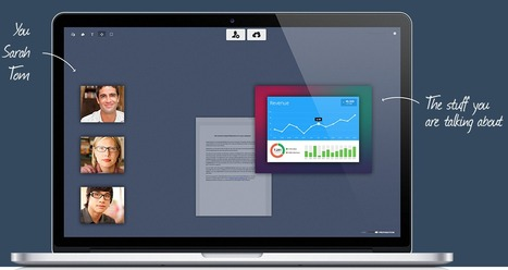Instant Clutter-Free Real-Time Video and Web Collaboration with Kollaborate.io | ICT Nieuws | Scoop.it