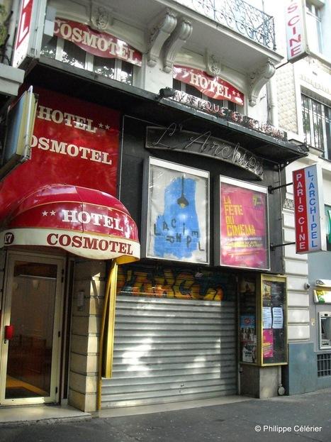Ciné-Façades: Archipel (Paris 10ème) | Paris, son histoire | Scoop.it