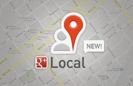 Comment se référencer dans Google + local | Digital Marketing | Scoop.it