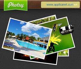 photry: Un service de stockage des photos avec 1GB d'espace gratuit   Utilidades TIC para el aula   Scoop.it