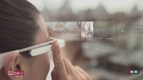 le 12:45 - Les Google Glass arrivent en Suisse | Future technologies | Scoop.it