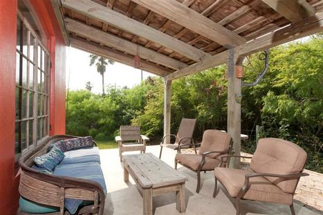 South Padre Island Vacation Rental Famous for Birding Listed for Free | Texas Coast Real Estate | Scoop.it