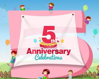 Pebble In The Still Waters: @BabyOye Join 5th Anniversary Celebration | Project Management and Quality Assurance | Scoop.it