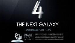 El Samsung Galaxy S IV podría controlarse con los ojos   Lo que viene   Scoop.it