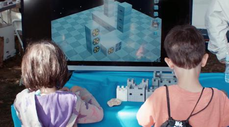 Applications de modélisation 3D pour tablette | | Vie numérique  à l'école - Académie Orléans-Tours | Scoop.it