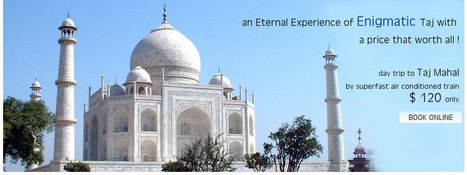 Taj Mahal India | Taj Mahal Tour Agra | Agra Tours | Scoop.it