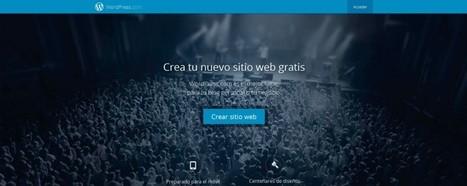 11+1 Plataformas donde crear un blog gratis o una página web | Utilidades TIC para el aula | Scoop.it