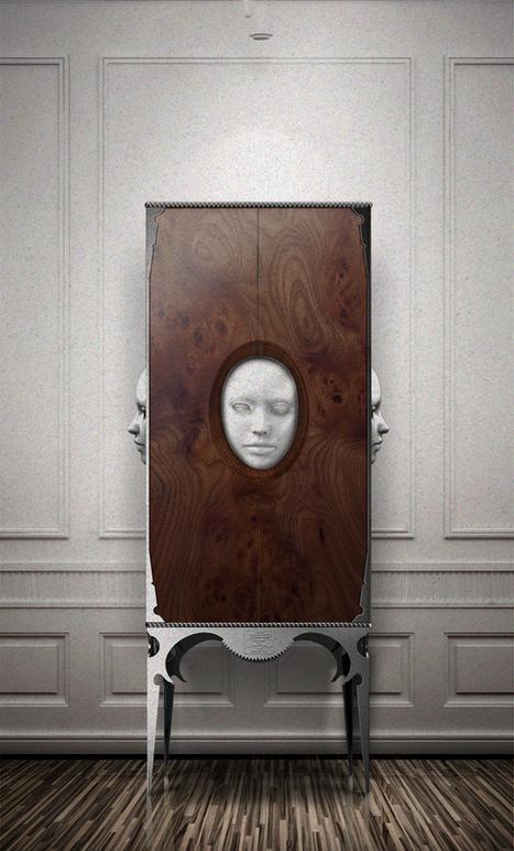 Luxe et design : Le mobilier Haute Couture de Ventury | ventury | Scoop.it