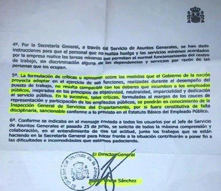 Gobierno del PP está derivando al autoritarismo y vulnera la Constitución | Partido Popular, una visión crítica | Scoop.it