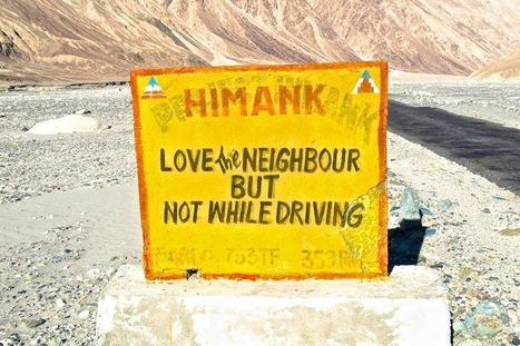 10 Cheeky Road Signs That'll Make You Chuckle | HEALTH, REAL-ESTATE And TECHNOLOGY ! | Scoop.it