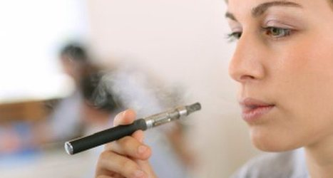 Why Is E-cigarette Considered Smoke Without Fire? | e-cigarette | Scoop.it