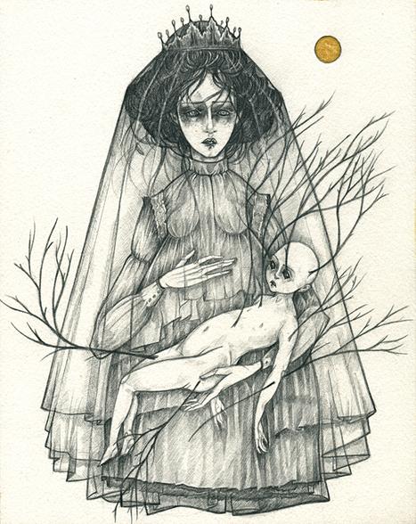 Liza Corbett | Painter | Illustrator | les Artistes du Web | Scoop.it