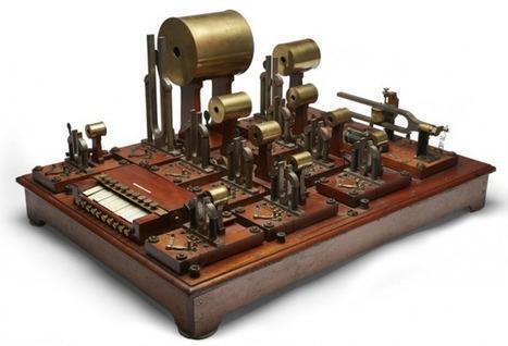 Helmholtz Sound Synthesizer Up For Auction | Algorithmic Music Composition | Scoop.it