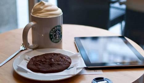 Un café Starbucks ouvre dans une bibliothèque publique | La vie des BibliothèqueS | Scoop.it
